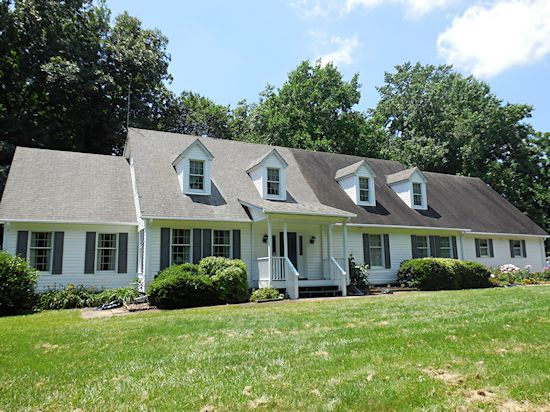 no pressure washing roof cleaning - Easton, Maryland