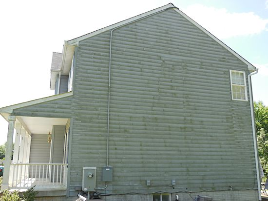 Easton vinyl siding cleaning